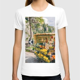 Amalfi Coast Drive XV T-shirt