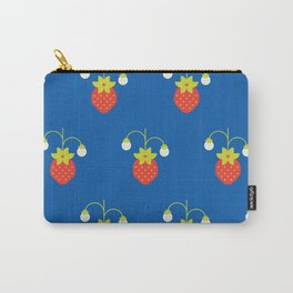 Fruit: Strawberry Carry-All Pouch