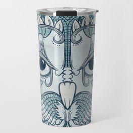 Owlustrations 1 Travel Mug
