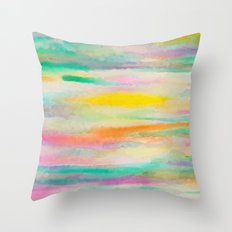 Sweet Summer  Throw Pillow