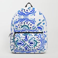 Amalfi Tile Backpack
