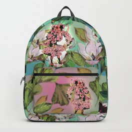 Vintage Flower Fairy Backpack