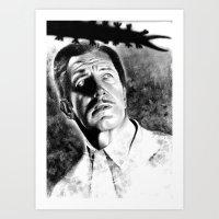 The Tingler (Vincent Price) Art Print