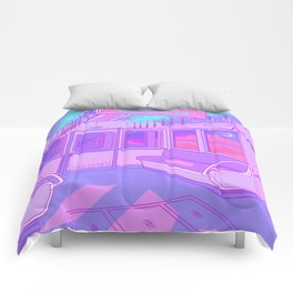 Dream City Comforters