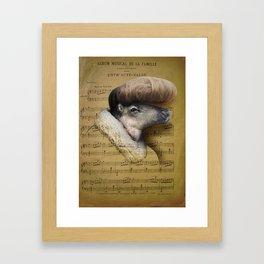 Renne Framed Art Print