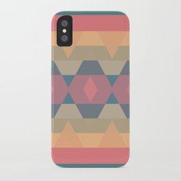 Navajo 3 iPhone Case