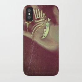 skinandbone iPhone Case