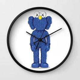 KAWS BFF - BLUE Wall Clock