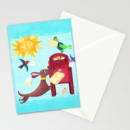 Special Delivery Stationery Cards