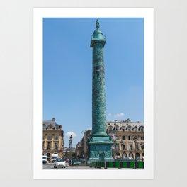 Place Vendôme Art Print