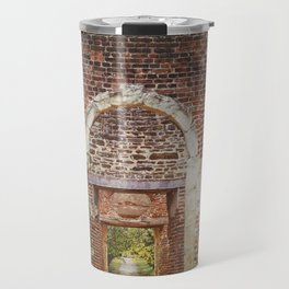 Mansion Hallway Travel Mug