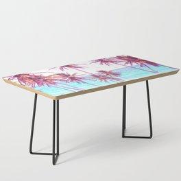 Palm Beach Illustration Coffee Table