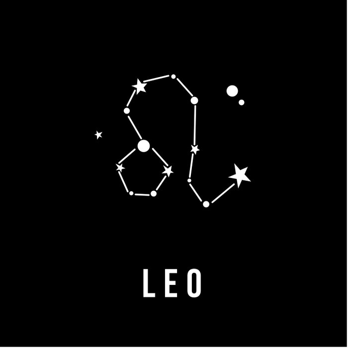 leo zodiac sign quote comfortersthedailyquotes | society6