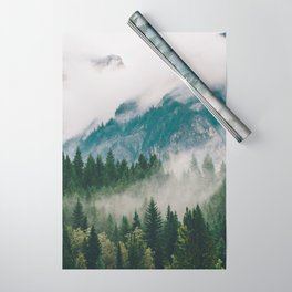 Vancouver Fog Wrapping Paper