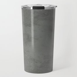 Concrete Cement Travel Mug