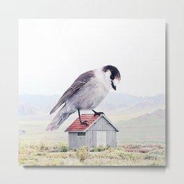 Giant Bird Metal Print