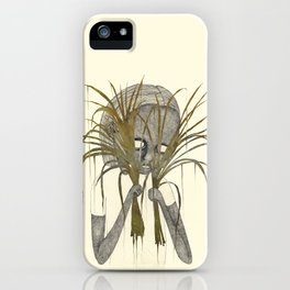 TREES NEVER LIED 07 iPhone Case