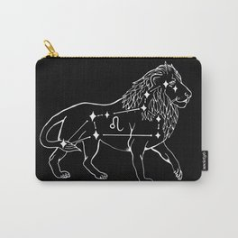 Leo Constellation Carry-All Pouch