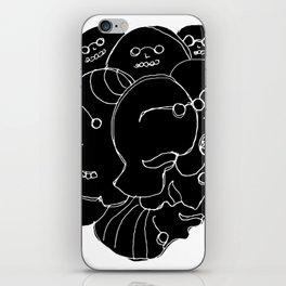 Heads N°9 iPhone Skin