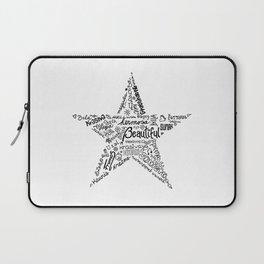 Beautiful Star Graphic Laptop Sleeve