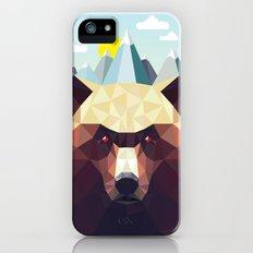 Bear Mountain  Slim Case iPhone (5, 5s)