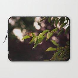 butterfly perch Laptop Sleeve