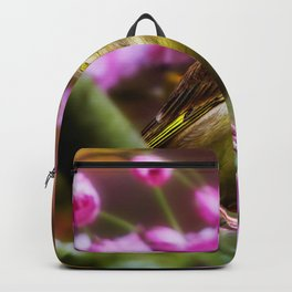 Green Finch Backpack