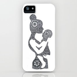 Children - Mother's Jewels iPhone Case