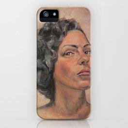 Overcomer iPhone Case