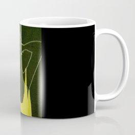 girl in yellow Coffee Mug