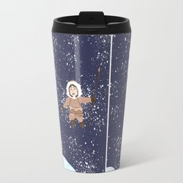 Hare, Bear & Manu  Travel Mug