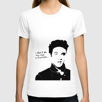 elvis T-shirts featuring Elvis by heyokawolf