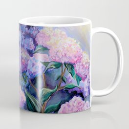 Cape Hydrangeas Coffee Mug