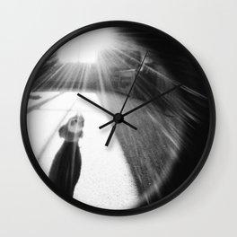 pretty boy Wall Clock