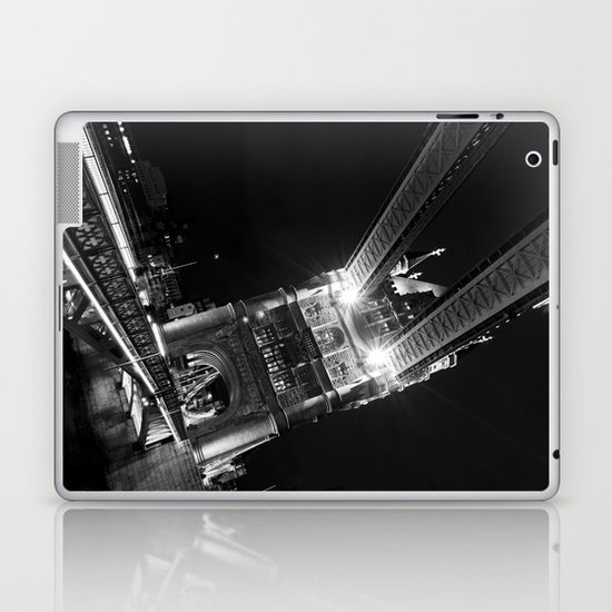 Tower Bridge London Laptop & iPad Skin