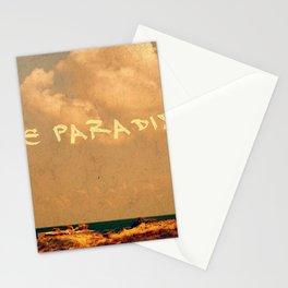 le paradis Stationery Cards