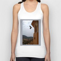 wings Tank Tops featuring Wings by Nyay Bhushan