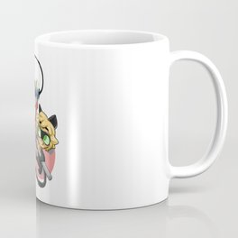 Miraculous Ladybug Chibi Coffee Mug