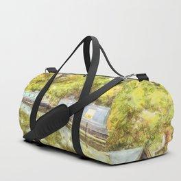 Little Venice London Autumn Art Duffle Bag