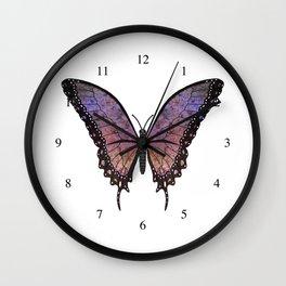 orchid dancer (Danseur orchidia) Wall Clock