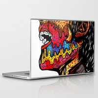 scream Laptop & iPad Skins featuring Scream by Vasco Vicente