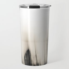 Trees By the Sea Abstract Travel Mug
