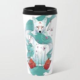 Frozen Kitsune Travel Mug