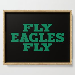 Fly Eagles Philly Serving Tray