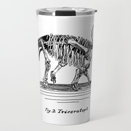 Figure Two: Triceratops Travel Mug