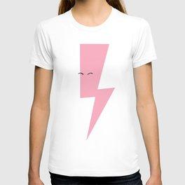 Pink Thunderbolt T-shirt