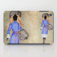 russia iPad Cases featuring Russia by Dany Delarbre