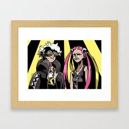 It's your boy! Framed Art Print