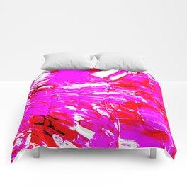 Pop Raspberry Truffle Comforters