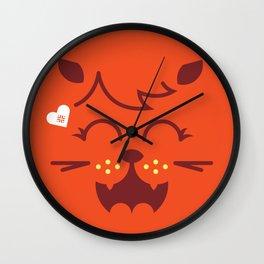 UNDO   ILU Pet Lover series[ nena ] Wall Clock